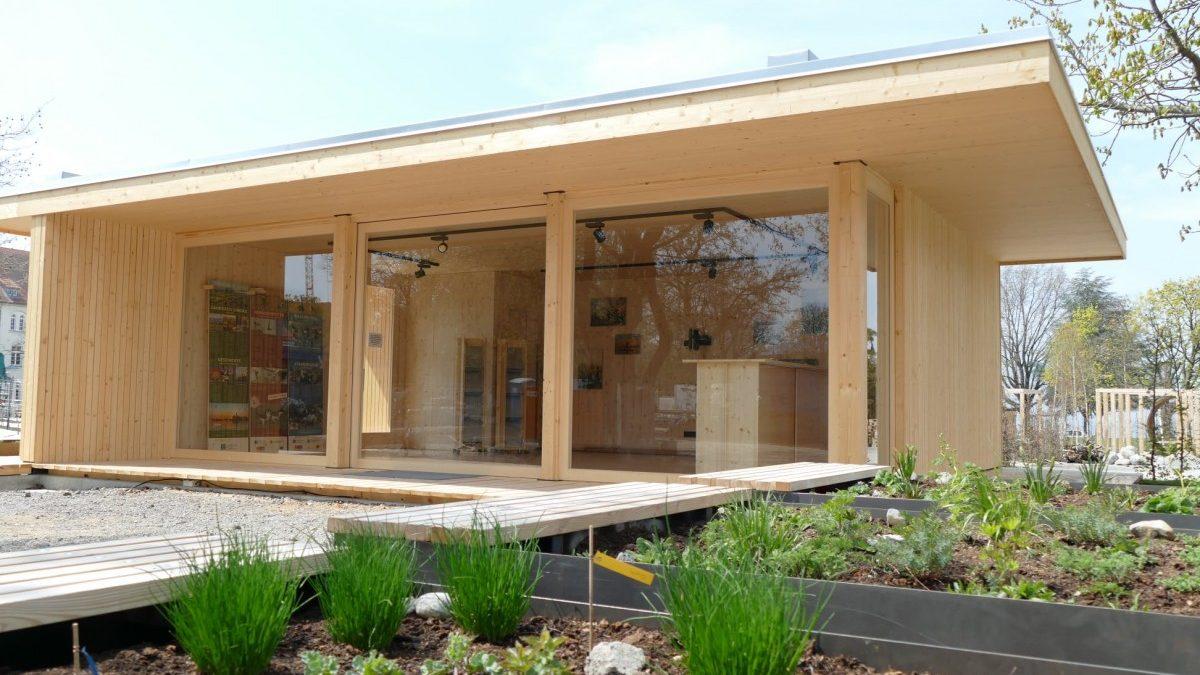 Gartenschau Pavillon Bild Westallgaeu Tourismus e.V. Landkreis Lindau